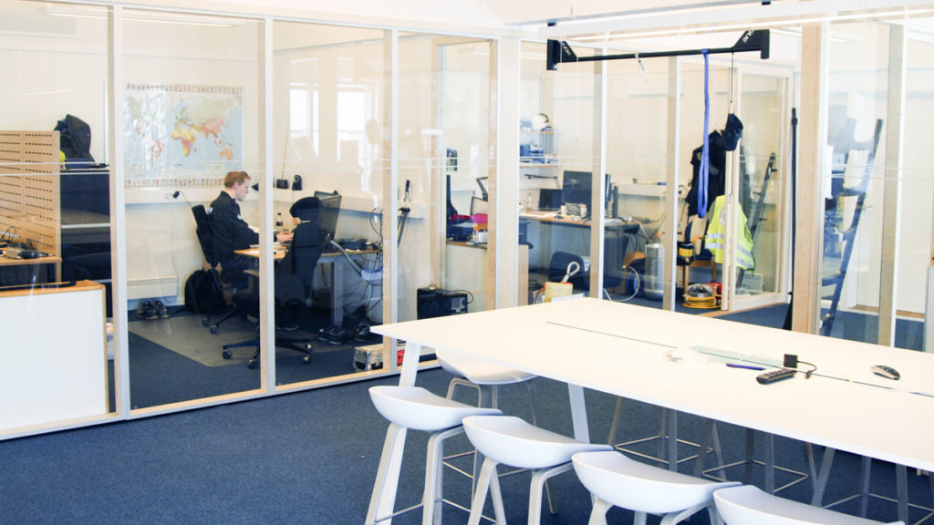 Henriksen office
