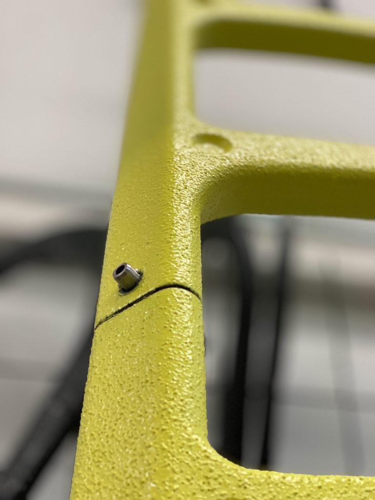 Henriksen REBS CML ladder detail